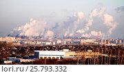 Купить «Заводская панорама, Челябинск», фото № 25793332, снято 9 июня 2013 г. (c) Хайрятдинов Ринат / Фотобанк Лори