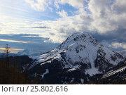 Альпы. Стоковое фото, фотограф Роман Кузьмин / Фотобанк Лори