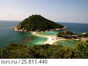 Fantastic feeling: panorama koh nang yuan in thailand. Стоковое фото, фотограф Souchko Jegor / Фотобанк Лори