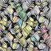 Перья. декоративный орнамент из цветных полос., иллюстрация № 25816412 (c) Варенов Александр Владимирович / Фотобанк Лори