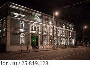 Купить «Картинная галерея Ильи Глазунова в Москве», фото № 25819128, снято 23 марта 2017 г. (c) Victoria Demidova / Фотобанк Лори
