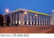 Купить «Санкт-Петербург. Императорский фарфоровый завод», эксклюзивное фото № 25826652, снято 21 марта 2017 г. (c) Литвяк Игорь / Фотобанк Лори