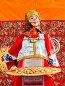 Масленица в России. Большая кукла для сжигания на традиционном карнавале, фото № 25860204, снято 26 февраля 2017 г. (c) FotograFF / Фотобанк Лори