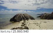 Купить «african island beach in indian ocean», видеоролик № 25860940, снято 10 февраля 2017 г. (c) Syda Productions / Фотобанк Лори