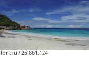 Купить «african island beach in indian ocean», видеоролик № 25861124, снято 12 февраля 2017 г. (c) Syda Productions / Фотобанк Лори