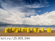 Купить «Autumn landscape on the Baltic Sea, Lielupe - Jurmala. Latvia», фото № 25905344, снято 20 сентября 2019 г. (c) BE&W Photo / Фотобанк Лори
