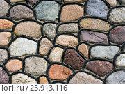 Абстрактный фон каменная кладка. Стоковое фото, фотограф Игорь Новиков / Фотобанк Лори