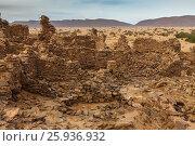 Ruins of the ancient city (2015 год). Стоковое фото, фотограф Михаил Пряхин / Фотобанк Лори