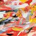 Абстрактный рисунок, гуашь, иллюстрация № 26048140 (c) Виктор Топорков / Фотобанк Лори