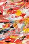 Абстрактный рисунок, гуашь, иллюстрация № 26048144 (c) Виктор Топорков / Фотобанк Лори