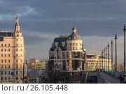 Отель Балчуг Кемпински. Редакционное фото, фотограф Малахов Алексей / Фотобанк Лори