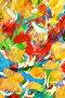 Абстрактный рисунок, гуашь, иллюстрация № 26106944 (c) Виктор Топорков / Фотобанк Лори