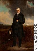 Купить «George Stephenson (1781-1848)», фото № 26108040, снято 23 октября 2018 г. (c) age Fotostock / Фотобанк Лори