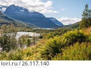 Купить «Лето в горах. Национальный парк Иннердален, Норвегия», фото № 26117140, снято 11 августа 2011 г. (c) Юлия Бабкина / Фотобанк Лори