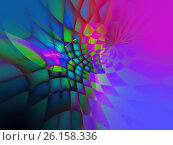 Купить «Abstraction colourful background for design artworks», иллюстрация № 26158336 (c) ElenArt / Фотобанк Лори