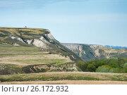 Купить «Донские меловые горы в Донском природном парке», фото № 26172932, снято 30 апреля 2017 г. (c) Матвей Солодовников / Фотобанк Лори