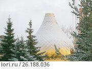 Маковка храма без креста. Стоковое фото, фотограф Иван Малыгин / Фотобанк Лори