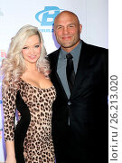 Купить «8th Annual Fighters Only World Mixed Martial Arts at The Palazzo Las Vegas - Arrivals Featuring: Randy Couture, Mindy Robinson Where: Las Vegas, Nevada...», фото № 26213020, снято 5 февраля 2016 г. (c) age Fotostock / Фотобанк Лори