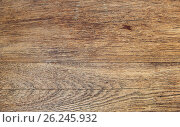 Купить «old wooden board surface background», фото № 26245932, снято 14 февраля 2015 г. (c) Syda Productions / Фотобанк Лори