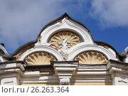 Купить «Москва, усадьба Алтуфьево», фото № 26263364, снято 15 апреля 2017 г. (c) Павел Москаленко / Фотобанк Лори