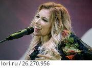Юлия Олеговна Самойлова (2017 год). Редакционное фото, фотограф Дмитрий Осипенко / Фотобанк Лори