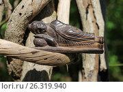 Купить «Паринирвана Будды Шакьямуни», эксклюзивное фото № 26319940, снято 16 мая 2017 г. (c) Ната Антонова / Фотобанк Лори