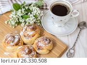 Image with rolls. Стоковое фото, фотограф Ирина Толокновская / Фотобанк Лори