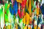 Painting texture with brush strokes, иллюстрация № 26371332 (c) Роман Сигаев / Фотобанк Лори