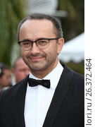 Купить «Director Andrey Zvyagintsev during the red carpet of the film Nelyubov. 70 Cannes Film Festival. Cannes, France 18/05/2017.», фото № 26372464, снято 18 мая 2017 г. (c) age Fotostock / Фотобанк Лори