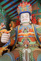 Южная Корея. Бусан (Пусан ). Храм Помоса.Ворота., фото № 26378352, снято 25 апреля 2017 г. (c) Галина Савина / Фотобанк Лори