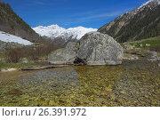 Купить «Caucasus in spring», фото № 26391972, снято 26 мая 2017 г. (c) александр жарников / Фотобанк Лори