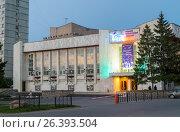 Купить «Театр кукол. Город Рязань», фото № 26393504, снято 25 мая 2017 г. (c) Владимир Макеев / Фотобанк Лори