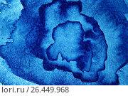 Купить «Blue abstract background», иллюстрация № 26449968 (c) Роман Сигаев / Фотобанк Лори