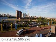 Купить «Нидерланды. Роттердам», эксклюзивное фото № 26506276, снято 31 мая 2017 г. (c) Михаил Ворожцов / Фотобанк Лори