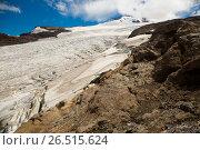 Купить «Tronador volcano and glaciers», фото № 26515624, снято 5 февраля 2017 г. (c) Яков Филимонов / Фотобанк Лори