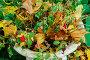 Россия, жёлтые опавшие листья в парке, фото № 26569708, снято 23 июня 2017 г. (c) glokaya_kuzdra / Фотобанк Лори