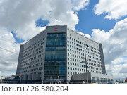Купить «Арбитражный суд города Москвы», эксклюзивное фото № 26580204, снято 23 июня 2017 г. (c) Юрий Морозов / Фотобанк Лори