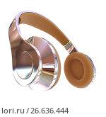 Купить «Best headphone icon. 3d illustration», иллюстрация № 26636444 (c) Guru3d / Фотобанк Лори