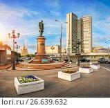Купить «Суровый Столыпин. Severe Stolypin», фото № 26639632, снято 24 июня 2017 г. (c) Baturina Yuliya / Фотобанк Лори