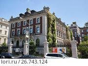 Купить «Andrew carnegie mansion now cooper hewitt smithsonian design museum New York City USA.», фото № 26743124, снято 6 мая 2017 г. (c) age Fotostock / Фотобанк Лори