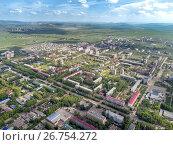 Город Краснокаменск, Забайкальский край, фото № 26754272, снято 3 июня 2017 г. (c) Геннадий Соловьев / Фотобанк Лори