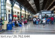 Купить «Central Railway Station», фото № 26762644, снято 10 февраля 2017 г. (c) Яков Филимонов / Фотобанк Лори