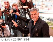 Купить «69th Cannes Film Festival - 'Money Monster' - Photocall Featuring: George Clooney Where: Cannes, France When: 12 May 2016 Credit: WENN.com», фото № 26861984, снято 12 мая 2016 г. (c) age Fotostock / Фотобанк Лори