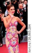 Купить «The Red Carpet screening of 'Slack Bay' during the 69th Cannes Film Festival Featuring: Cheryl Cole, Cheryl Ann Fernandez-Versini, Cheryl Ferdandez-Versini...», фото № 26865284, снято 13 мая 2016 г. (c) age Fotostock / Фотобанк Лори