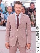 Купить «69th Cannes Film Festival - 'Loving' - Photocall Featuring: Joel Edgerton Where: Cannes, France When: 16 May 2016 Credit: Euan Cherry/WENN.com», фото № 26891004, снято 16 мая 2016 г. (c) age Fotostock / Фотобанк Лори