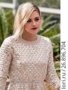 Купить «69th Cannes Film Festival - 'Personal Shopper' - Photocall Featuring: Kristen Stewart Where: Cannes, France When: 17 May 2016 Credit: WENN.com», фото № 26896704, снято 17 мая 2016 г. (c) age Fotostock / Фотобанк Лори