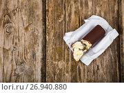 Купить «Sweet cottage cheese», фото № 26940880, снято 6 сентября 2017 г. (c) Елена Блохина / Фотобанк Лори