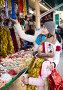 Girl with mom buying decorations, фото № 26950420, снято 18 сентября 2017 г. (c) Яков Филимонов / Фотобанк Лори