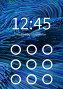 Phone blocked screen interface, иллюстрация № 26960792 (c) Wavebreak Media / Фотобанк Лори