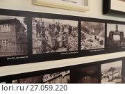 Купить «Выставка в Троицком соборе города Реутова», эксклюзивное фото № 27059220, снято 7 октября 2017 г. (c) Дмитрий Неумоин / Фотобанк Лори